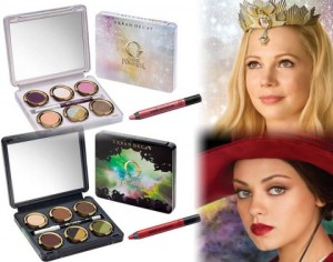 OZ - Urban Decay for Glinda and Theodora